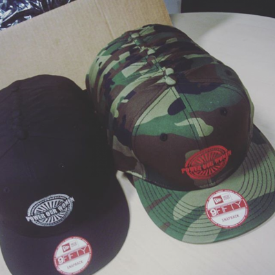 Custom hats for Custom t shirts and hats